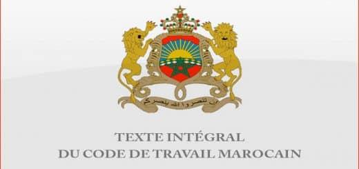 Code du Travail Marocain