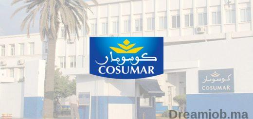 COSUMAR recrute