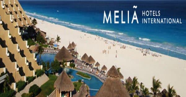 Melia Hotels Saadia recrute