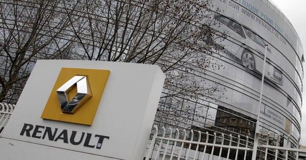 Renault recrute