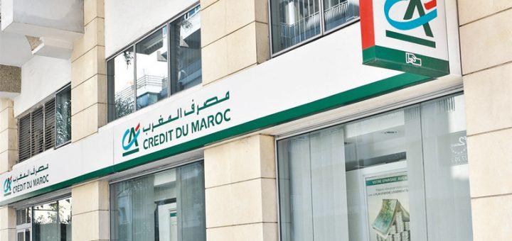 Crédit du Maroc recrute