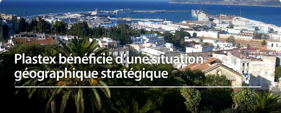 PLASTEX Maroc recrute