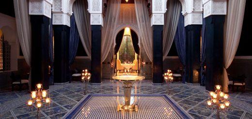 Royal Mansour Marrakech recrute