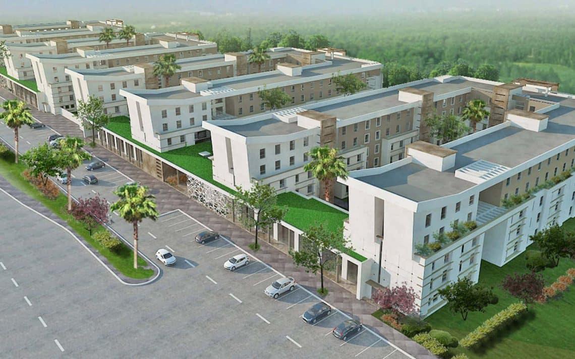 Dyar Al Madina Groupe CDG recrute