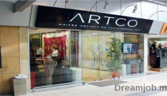ARTCO recrute des Cadres Commerciaux (Casablanca) – توظيف عدة مناصب
