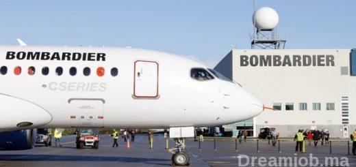 Bombardier recrute