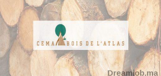 Cema Bois de l'Atlas recrute