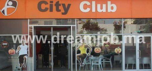 City Club recrute