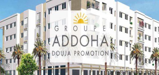 Groupe Addoha recrute
