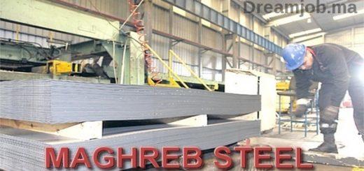 Maghreb Steel recrute
