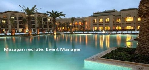 Mazagan Beach & Golf Resort recrute
