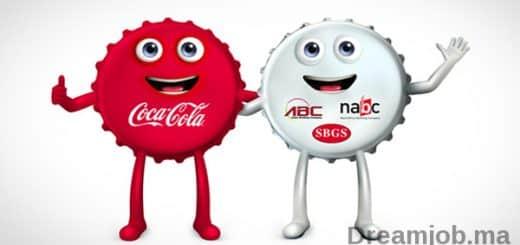 NABC Coca Cola recrute