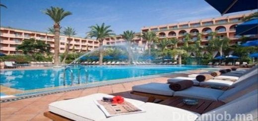 Savoy Le Grand Hotel Marrakech recrute
