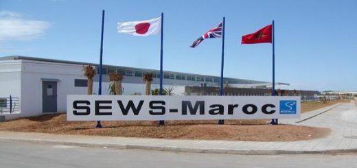 Sews Maroc recrute