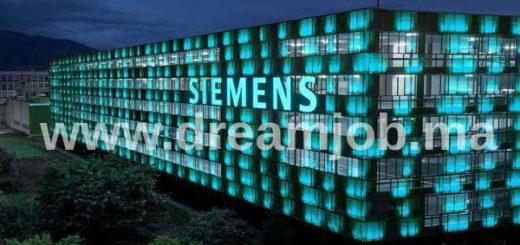 Siemens recrute