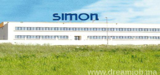 Simon recrute