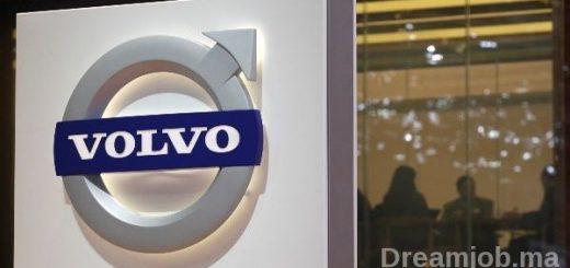 Volvo Maroc recrute