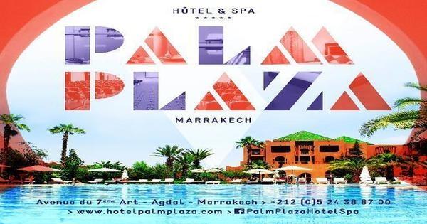 Palm Plaza Hotel Marrakech recrute