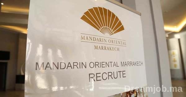 Mandarin Oriental Marrakech recrute