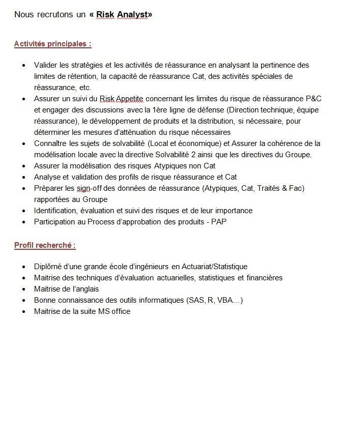 Axa Assurance Maroc recrute 5 Profils (Casablanca) - توظيف 5 منصب