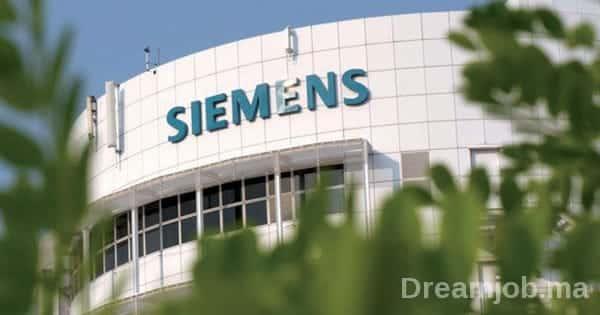 Siemens Maroc recrute 2 Profils CDI (Casablanca)   توظيف 2 مناصب
