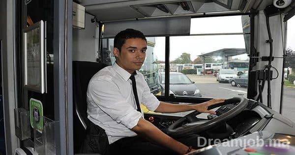 anapec recrute 20 conducteurs de transport en commun t touan 20 dreamjob ma. Black Bedroom Furniture Sets. Home Design Ideas