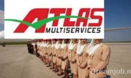 Atlas Multiservices recrute 3 Agents Administratifs – توظيف 3 منصب