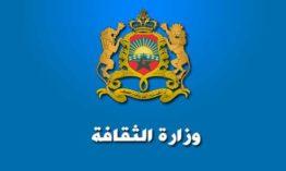 وزارة الثقافة والاتصال – قطاع الثقافة : مباريات توظيف بمختلف الدرجات – 14 منصبا