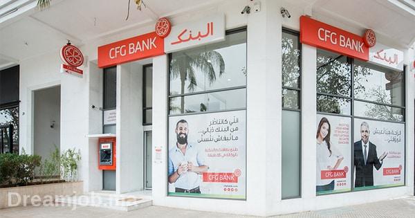 CFG Bank Emploi Recrutement - Dreamjob.ma