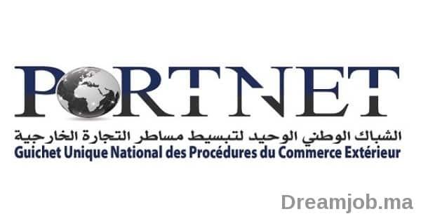 PORTNET S.A. recrute - Dreamjob.ma