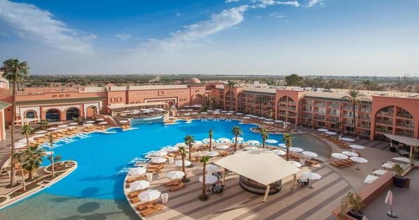 Savoy Le Grand Hotel Marrakech recrute - Dreamjob.ma