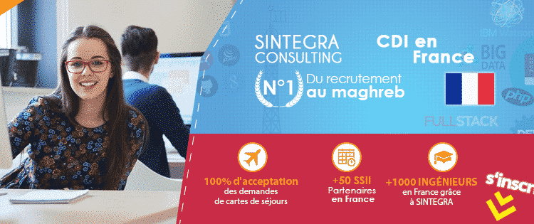 Sintegra Consulting recrutement - Dreamjob.ma
