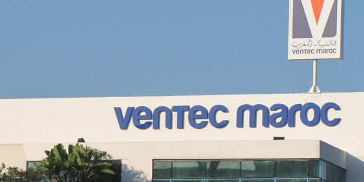 Ventec Maroc recrutement - Dreamjob.ma