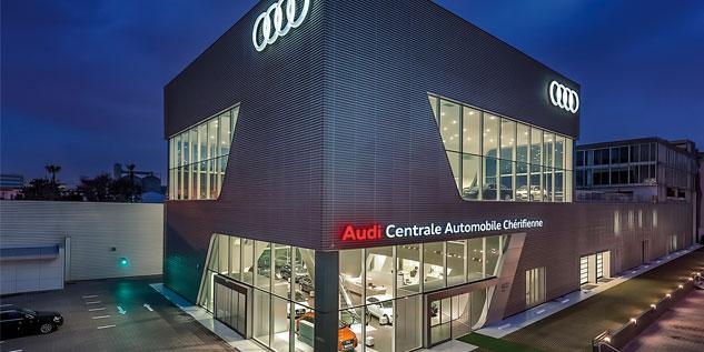 Centrale Automobile Chérifienne Emploi et Recrutement - Dreamjob.ma