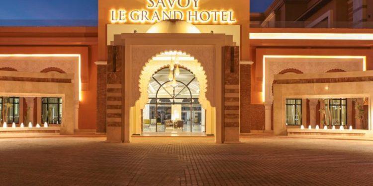 Savoy le Grand Hotel Marrakech Emploi et Recrutement - Dreamjob.ma