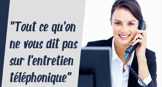 Entretien Téléphonique - Dreamjob.ma