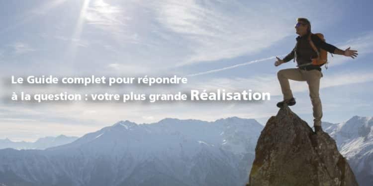Guide Réalisation - Dreamjob.ma