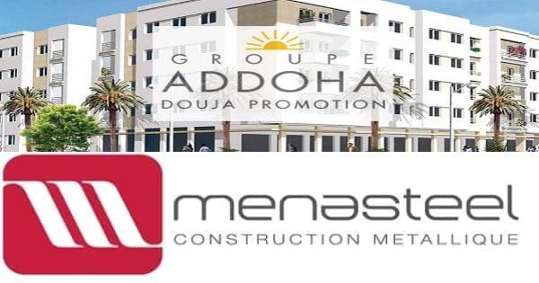 Recrutement Addoha Menasteel - Dreamjob.ma