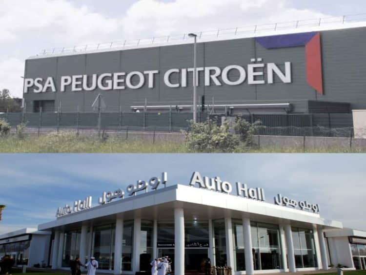 Recrutement PSA Autohall - Dreamjob.ma