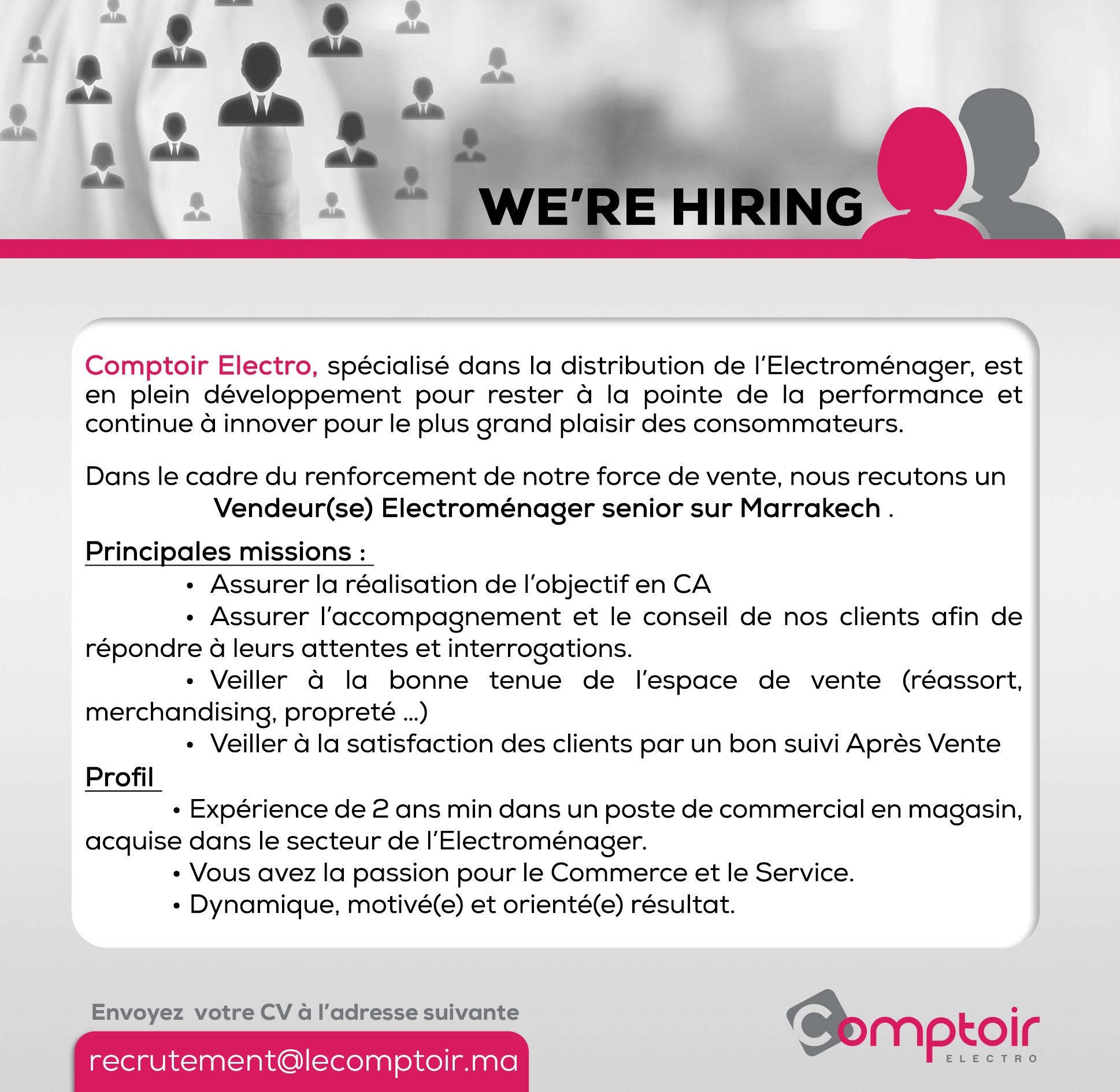 Lecomptoir recrutement - Dreamjob.ma