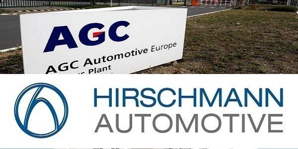 recrutement hirschmann et agc automotive  planificateur