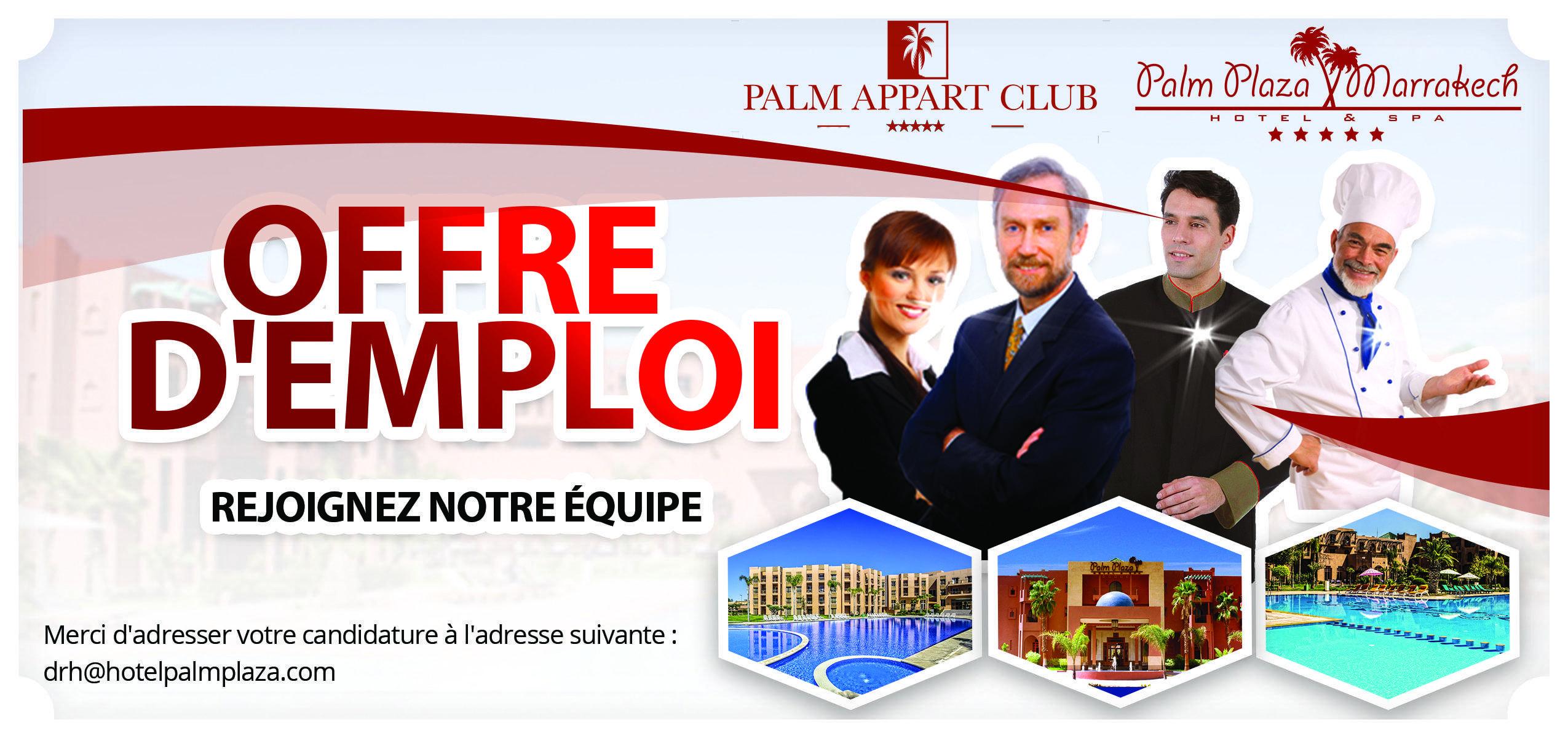 23 offres d u0026 39 emploi sur casablanca rabat marrakech k u00e9nitra