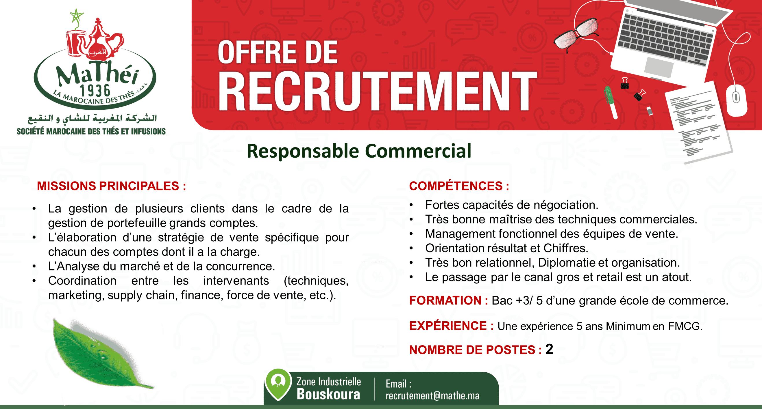 29 offres d u0026 39 emploi sur casablanca rabat marrakech k u00e9nitra