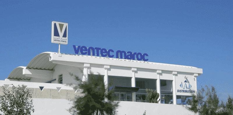 Ventec Maroc Emploi et Recrutement