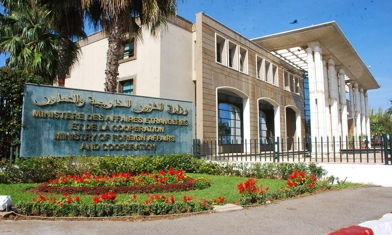 Ministère des Affaires Etrangères Emploi et Recrutement - Dreamjob.ma