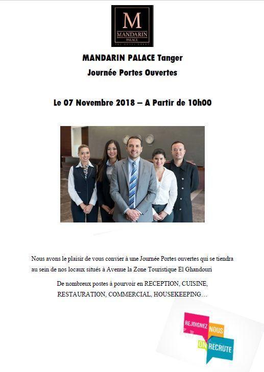 33 Offres d'Emploi en Cours au Maroc - N°125