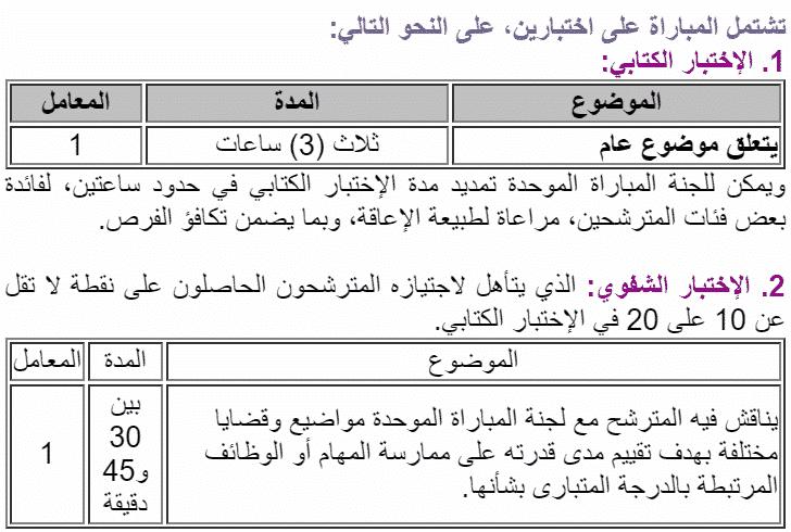 MRAF 2 وزارة إصلاح الإدارة والوظيفة العمومية تنظم مباراة موحدة خاصة بالأشخاص في وضعية إعاقة لتوظيف 50 متصرفا من الدرجة الثالثة. آخر أجل هو 03 دجنبر2018