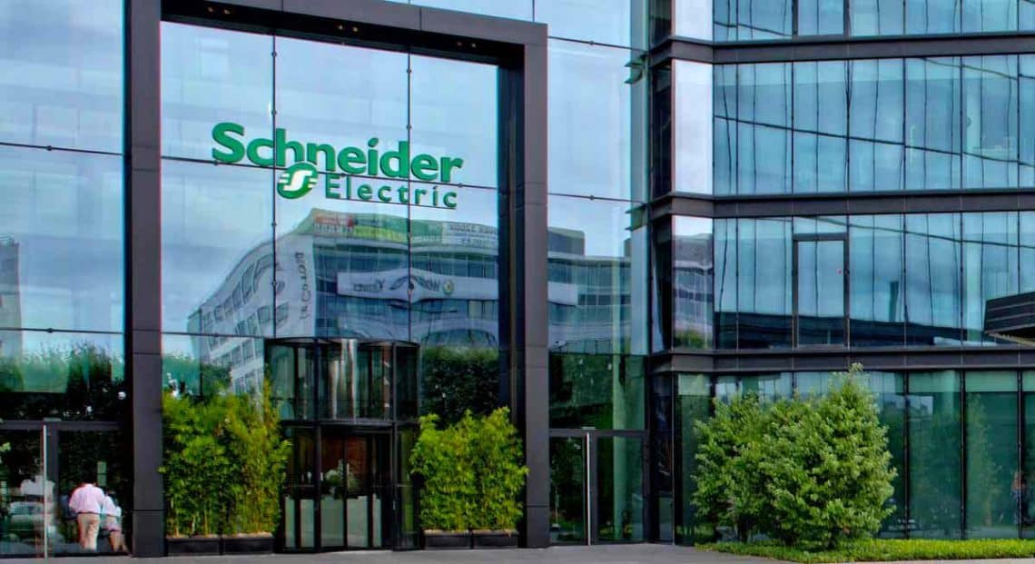 Schneider Electric recrute - Dreamjob.ma
