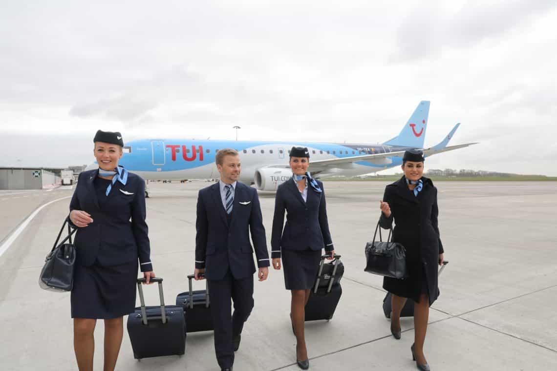 Tui Fly Maroc Recrute Des Hotesses De L Air Et Des Stewards
