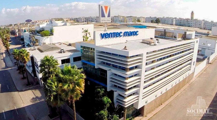 Ventec Maroc recrute - Dreamjob.ma